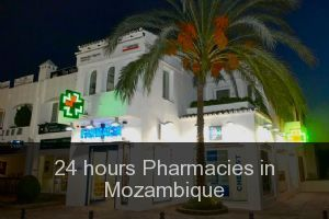 24 hours Pharmacies in Mozambique
