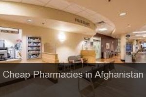 Cheap Pharmacies in Afghanistan