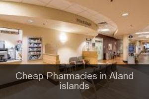 Cheap Pharmacies in Aland islands