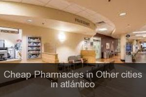 Cheap Pharmacies in Other cities in atlántico