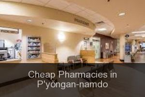 Cheap Pharmacies in P'yŏngan-namdo