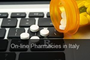 On-line Pharmacies in Italy