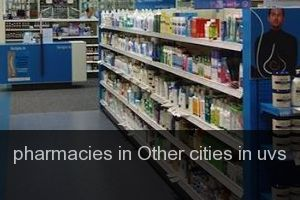 Pharmacies in Other cities in uvs
