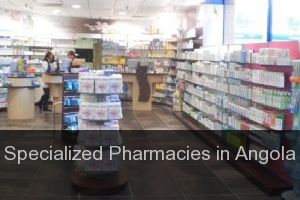 Specialized Pharmacies in Angola