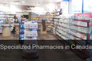Specialized Pharmacies in Canada